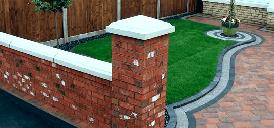 manor-fencing-brick-walls-new-landscaping-2