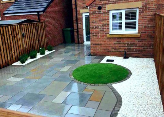 new landscaping 1