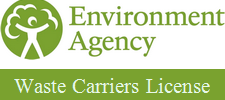 wastecarriers environment agency logo