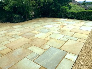 driveways and patio installation west wickham
