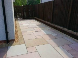 driveway and patios in keston