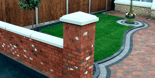 landscaping services purley
